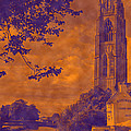 Boston Stump - Old Style Print by Dave Parrott