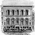 BOSTON: TREMONT TEMPLE Print by Granger