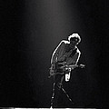 Bruce Springsteen in the Spotlight Poster by Mike Norton