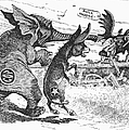 BULL MOOSE CAMPAIGN, 1912 Poster by Granger