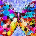 Butterfly 2 Print by Yury Malkov