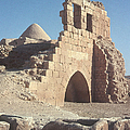 Byzantine Ruins Poster by Photo Researchers, Inc.