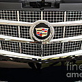 Cadillac . 7D9524 Poster by Wingsdomain Art and Photography