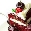 Cake Print by Blink Images