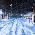 Call out the Plows Print by Jack Skinner
