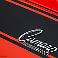Camaro By Chevrolet Poster by Steven Milner