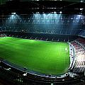 Camp Nou at night Print by Agusti Pardo Rossello