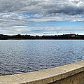 Canberra Foreshore Print by Joanne Kocwin