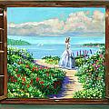 Cape Cod Beauty Poster by David Lloyd Glover