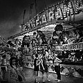 Carnival - Game-A-Rama Print by Mike Savad