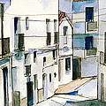 Casares Street Print by Stephanie Aarons
