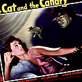 Cat And The Canary, The, Paulette Poster by Everett