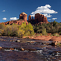 Cathedral Rock Sedona Print by Joshua House