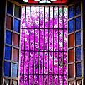 Cathedral Window by Michael Fitzpatrick Poster by Olden Mexico