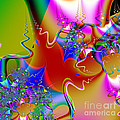 Celebration . Square . S16 Print by Wingsdomain Art and Photography