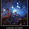 Celestial Wonders Print by Our Creator