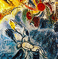 CHAGALL: CREATION Poster by Granger