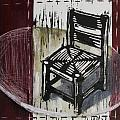 Chair VI Poster by Peter Allan