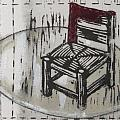 Chair VII Print by Peter Allan