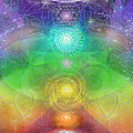 Chakra Journey 2012 Poster by Jahsah Ananda