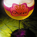 Chardonnay Queen Poster by Cheryl Young