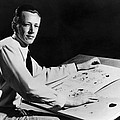 Charles M. Schulz, 1922-2000, American Poster by Everett