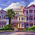 Charleston Houses by Jeff Pittman
