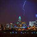 Charlotte Storm Print by Brian Young