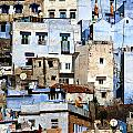 Chefchaouen 1 Poster by Kenton Smith