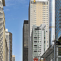 Chicago State Street - That great street Print by Christine Till