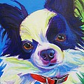 Chihuahua - Esso-Gomez Print by Alicia VanNoy Call