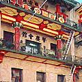 Chinatown Print by Wingsdomain Art and Photography