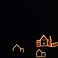 CHRISTMAS AT THE NUBBLE Poster by Skip Willits