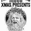 CHRISTMAS PRESENT AD, 1890 Poster by Granger
