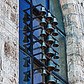 Church bells Poster by Shirley Mitchell