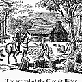 CIRCUIT RIDER Poster by Granger