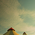 Circus summers Print by Paul Grand
