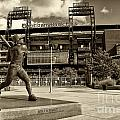Citizens Park 2 Print by JACK PAOLINI