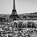 Cityscape Of Paris Poster by sbk_20d pictures