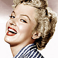Clash By Night, Marilyn Monroe, 1952 Poster by Everett