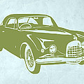 Classic Car Print by Naxart Studio