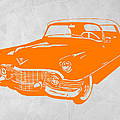 Classic Chevy Print by Irina  March