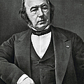 Claude Bernard, French Physiologist Print by Photo Researchers