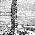 CLEOPATRAS NEEDLE Poster by Granger