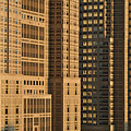 Closeup Of Tokyo Metropolitan Government Building Poster by Image Provided by Duane Walker