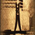 Clothes Pin Statue - Philadelphia Poster by Bill Cannon