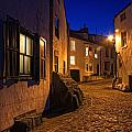 Cobblestone Road, North Yorkshire Print by John Short