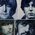 Come Together Poster by Paul Lovering