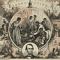 Commemoration Of The Emancipation Print by Everett