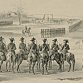 Commemorative Print Depicting Execution Poster by Everett